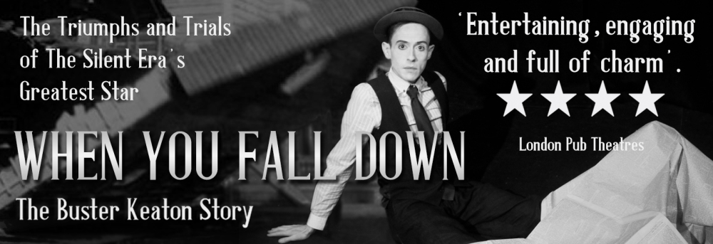 When You Fall Down- The Buster Keaton Story